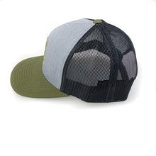 Load image into Gallery viewer, RAWSO Trucker Cap - Green