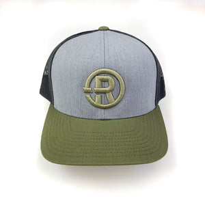 RAWSO Trucker Cap - Green