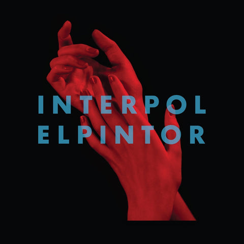 El Pintor CD - Interpol