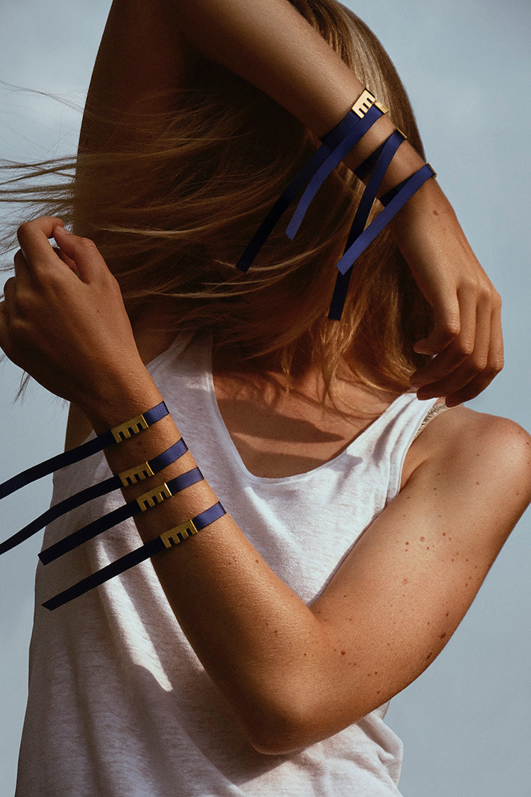 Studio Collect x Wiels Bracelet 2021 - Image by Marie Wynants
