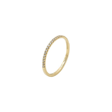 18-carat yellow gold rosanna ring