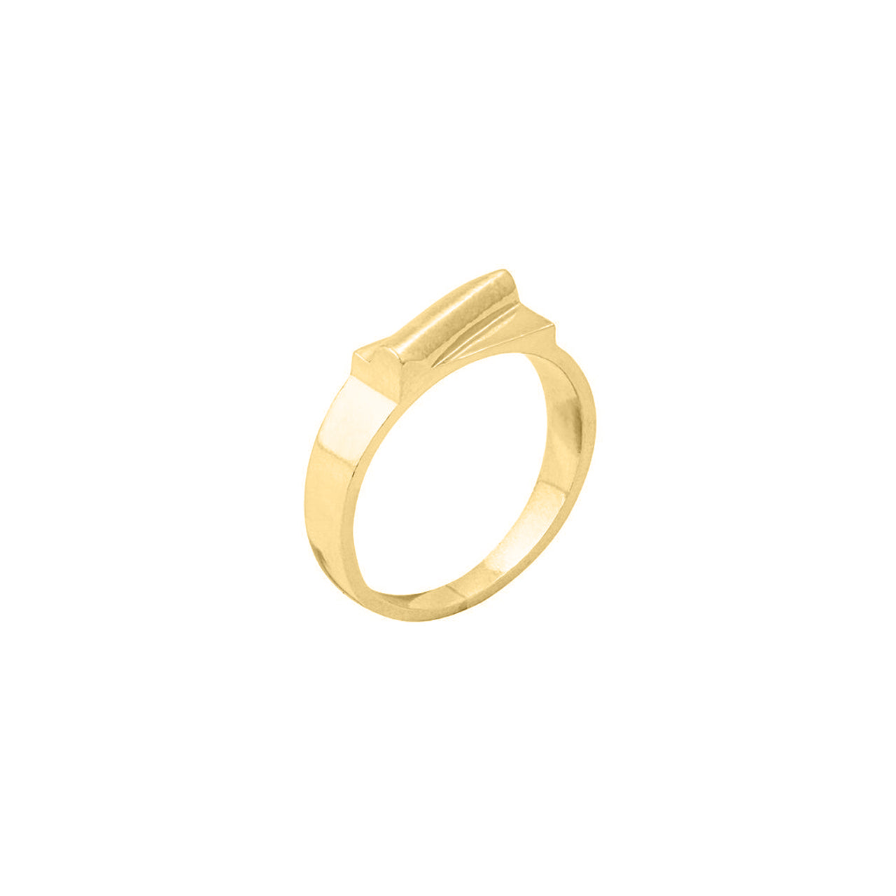 arte gold pei ring