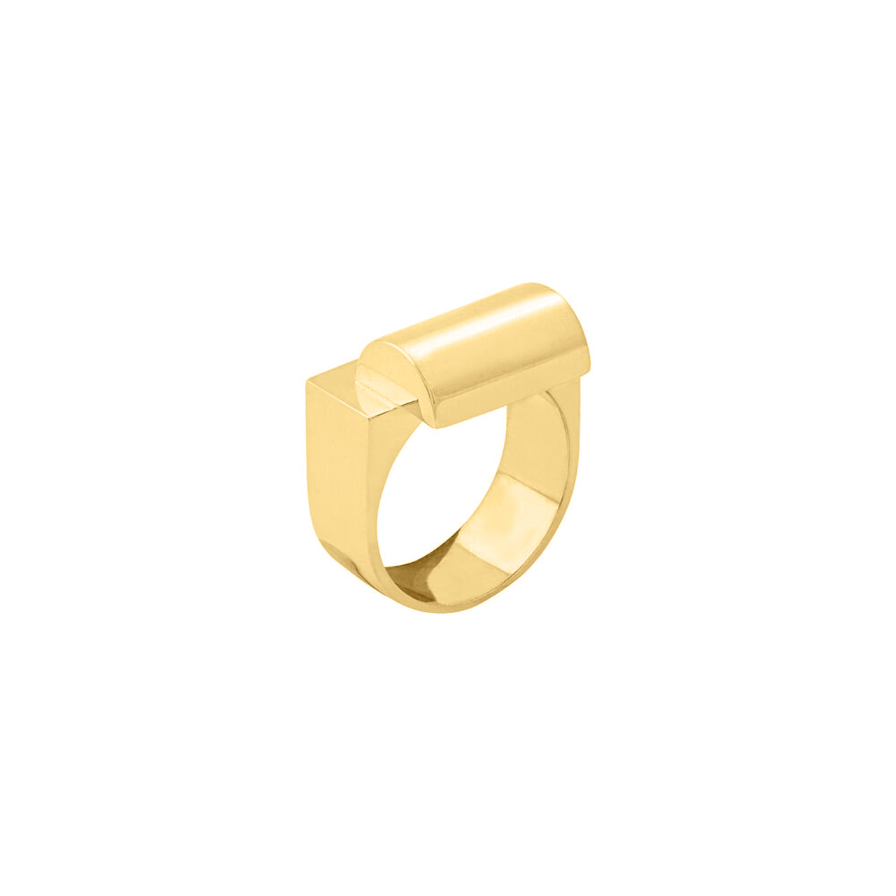arte gold rietveld ring