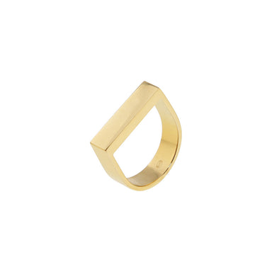 arte gold ross ring