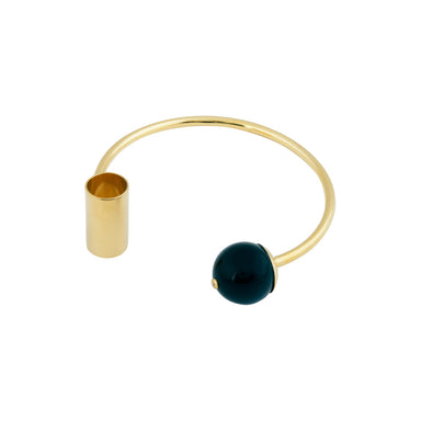gold tigre eye bracelet