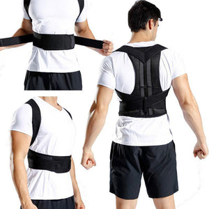 Posture Braces To Support Male and Female Healthy