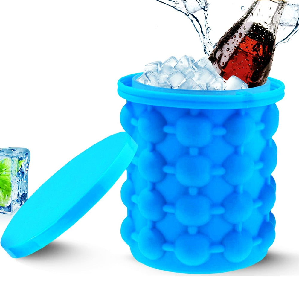 Hot sale ice cube maker genie the revolutionary space saving genie kitchen tools