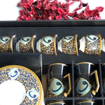 Full Coffee & Tea Ottoman Serving Set - A03