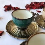 Coffee Cups and Saucers Set - A75