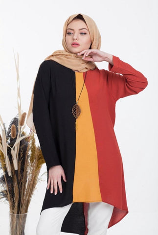 Women's Islamic Clothes - Turkish Made - J29