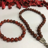 Rosary With a Bracelet Set - T01