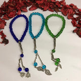 3 Rosaries Set 33 Beads - T09