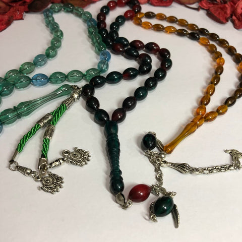3 Rosaries Set 33 Beads - T13
