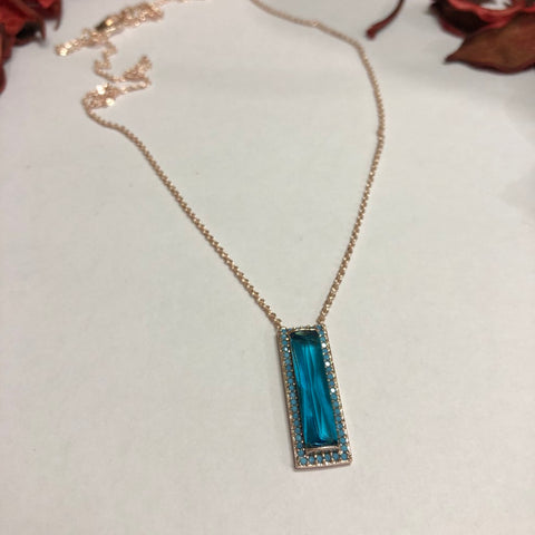Women's Necklace Turkish Made - V04