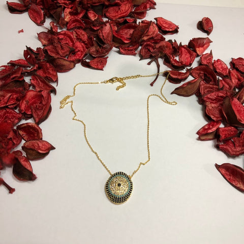 Women's Necklace Turkish Made - V05