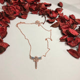 Women's Necklace Turkish Made - V08