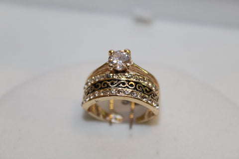 Women's Ring Modern Design - Y07