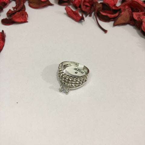 Women's Ring Modern Design - Y11