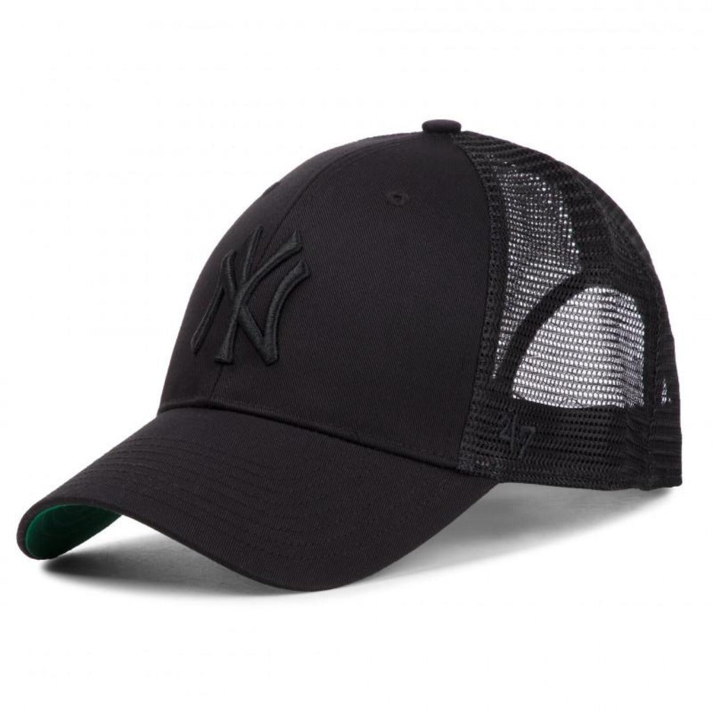 47 Brand Mlb New York Yankees Mvp Adjustable Trucker Cap