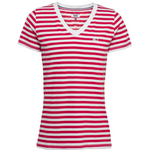 Load image into Gallery viewer, TJW TOMMY CLASSICS V-NECK TEE DW0DW06247