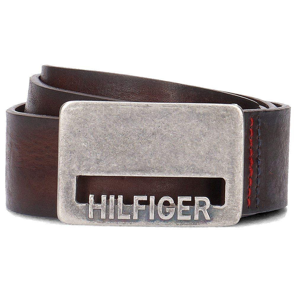 TOMMY HILFIGER DENIM Thd Cut Plaque Belt 4.0 AM0AM02791