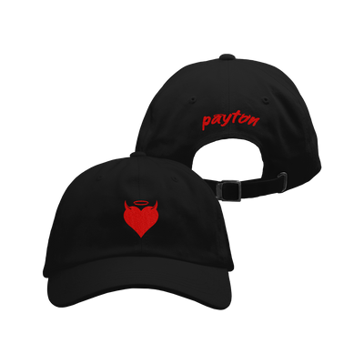 Payton Heart Dad Hat