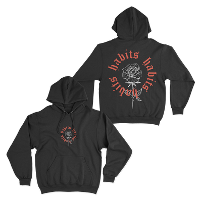 Official Payton Habits Rose Hoodie