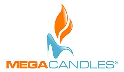 Mega Candles 50 pcs Unscented Assorted Colors Tea Lights Candle,Great for Casting Chimes, Rituals, Spells, Vigil, Witchcraft, Wiccan Supplies, Wax Play & More