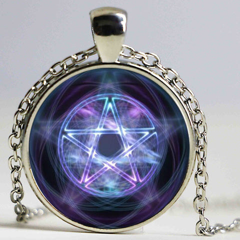 Handmade Magical Pentagram