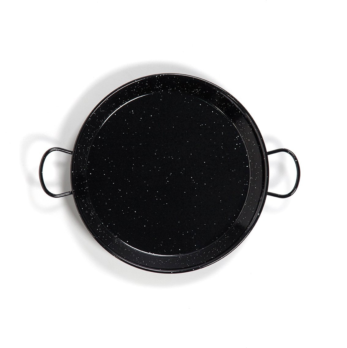 Enameled Paella Pans  from 10 in to 28 in