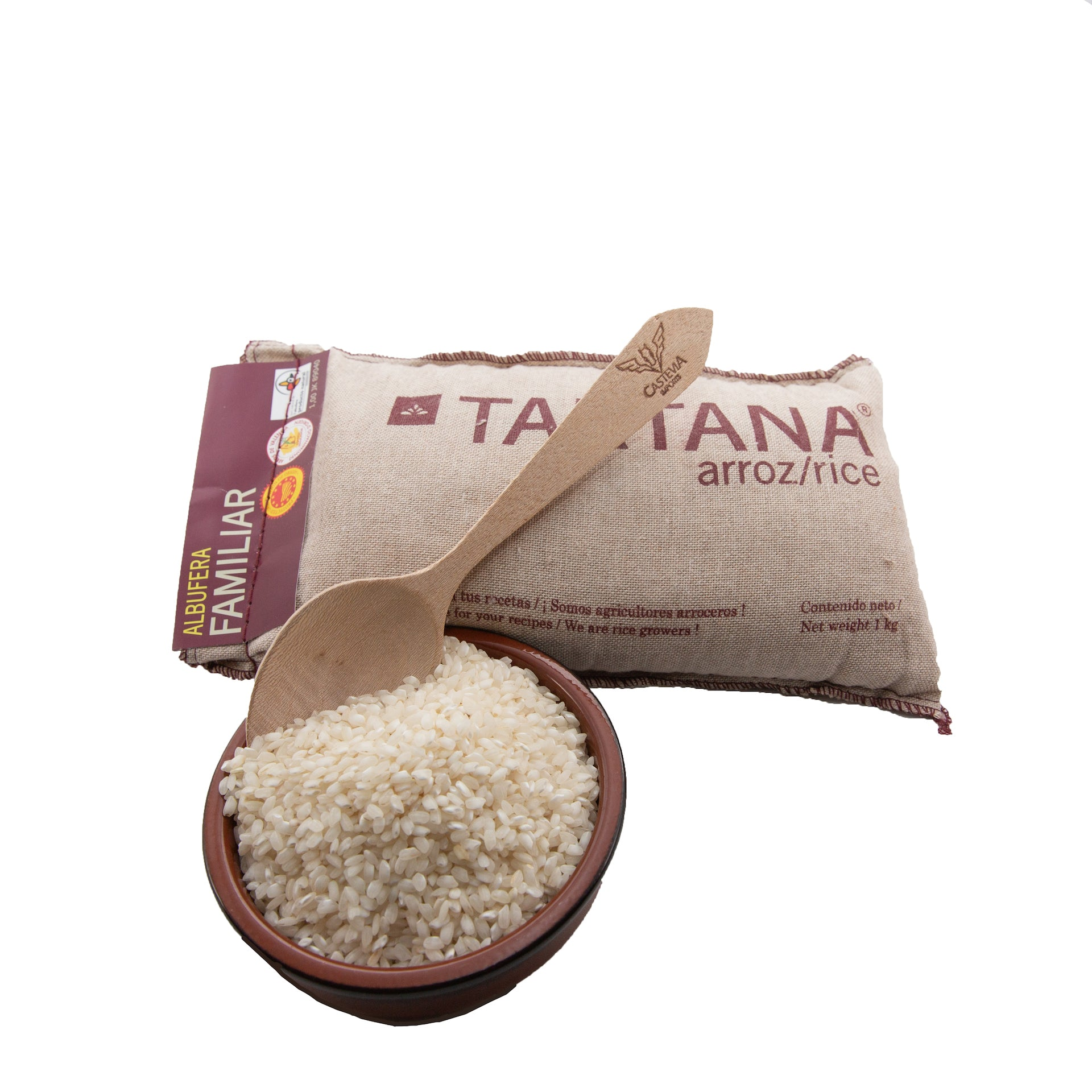 Albufera Rice by Tartana  - 2.2 lb (1 kg)