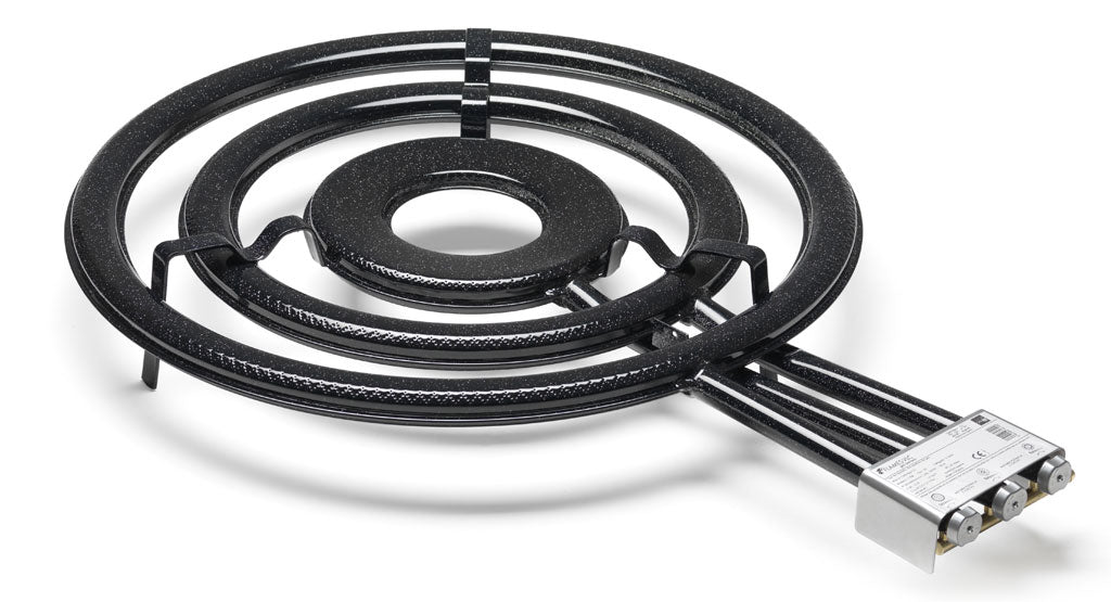 Paella Gas Burner - Professional Outdoor - 3 rings - T700