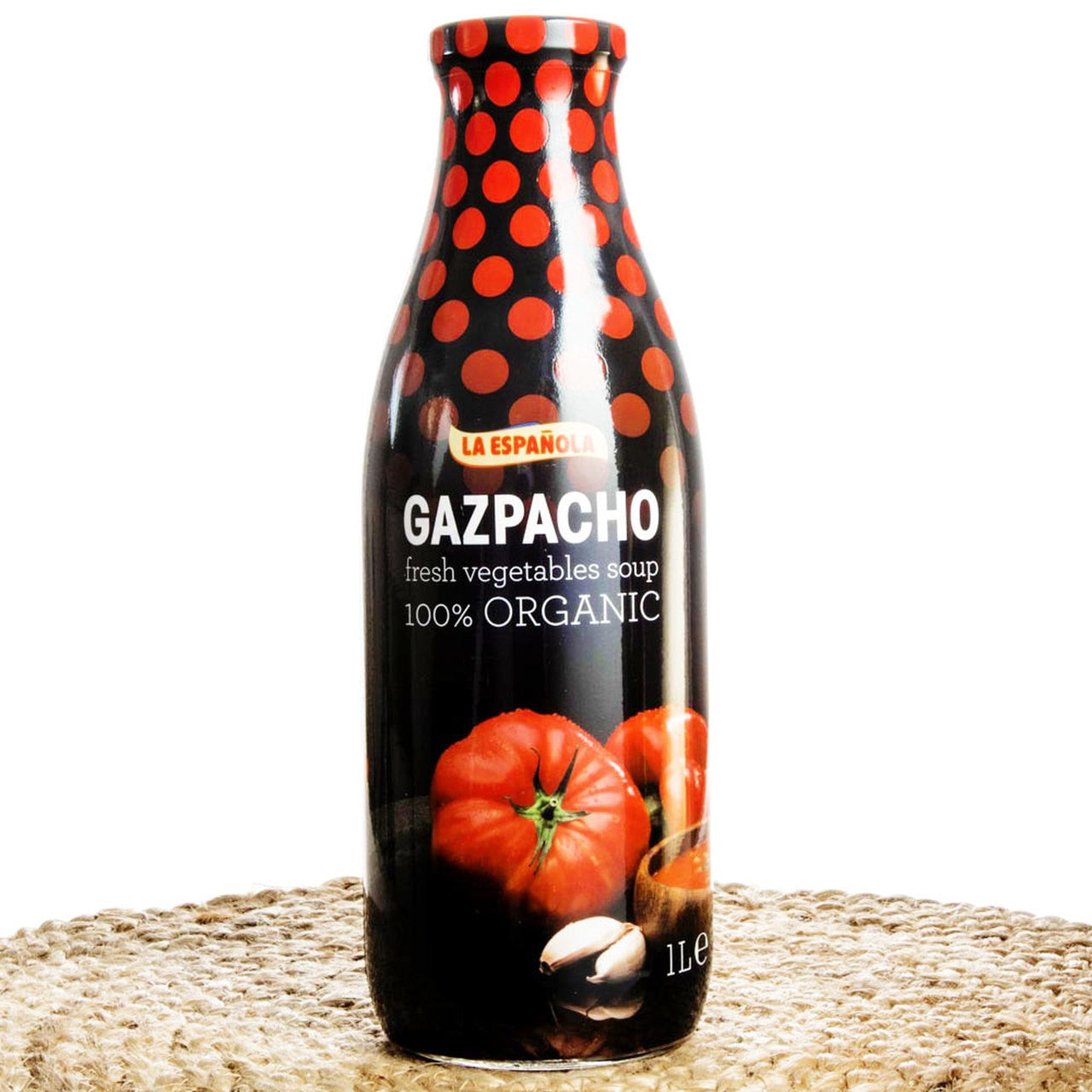 Organic Gazpacho by La Espanola - 33.8 fl oz (1000 ml)
