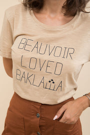 tshirt beauvoir