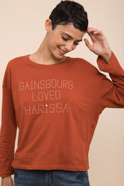 tshirt loose gainsbourg