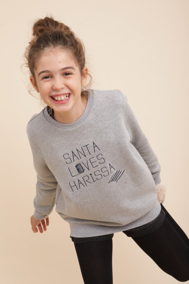 sweat santa kids