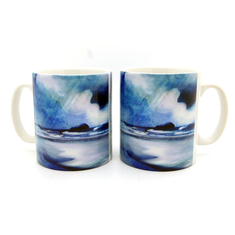 Esther Cohen - Belhaven, Surf's up mugs