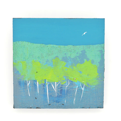 Morag Lloyds - Mini Bird Painting