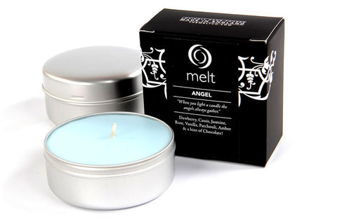 Melt  - Angel Travel Tin Candles