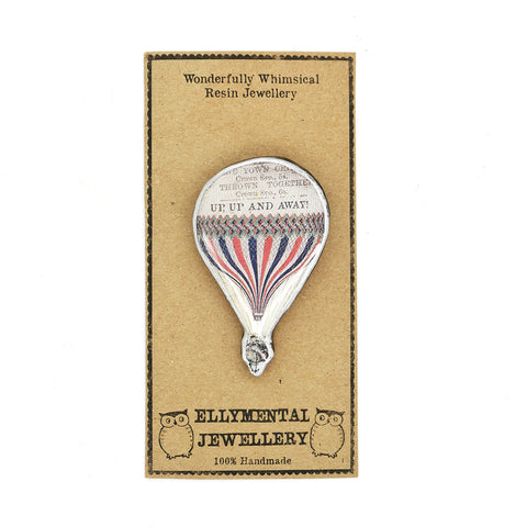 Ellymental - Up & Away Brooch