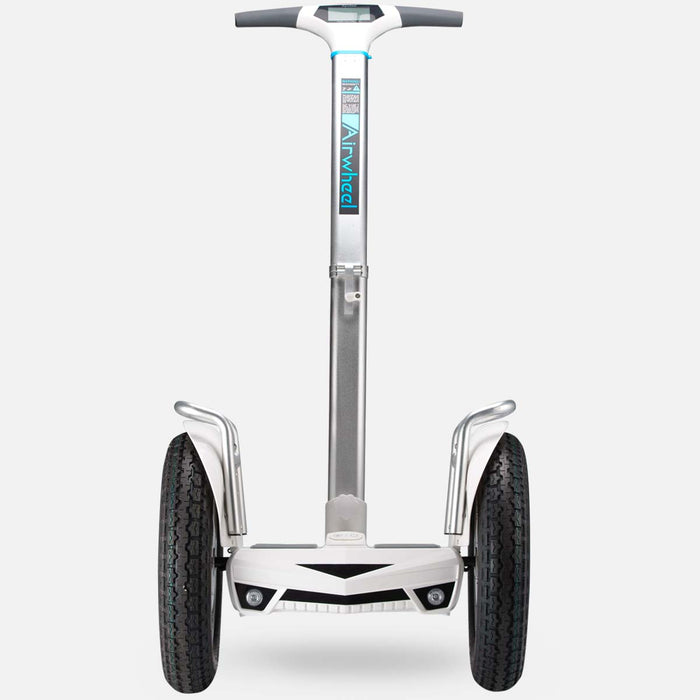AIRWHEEL SEGWAY S5 WHITE/BLUE 50KM