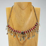Iris Apfel Exclusive: Afghan Collar Necklace