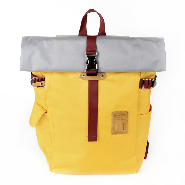 Rolltop Backpack Classic - Mustard