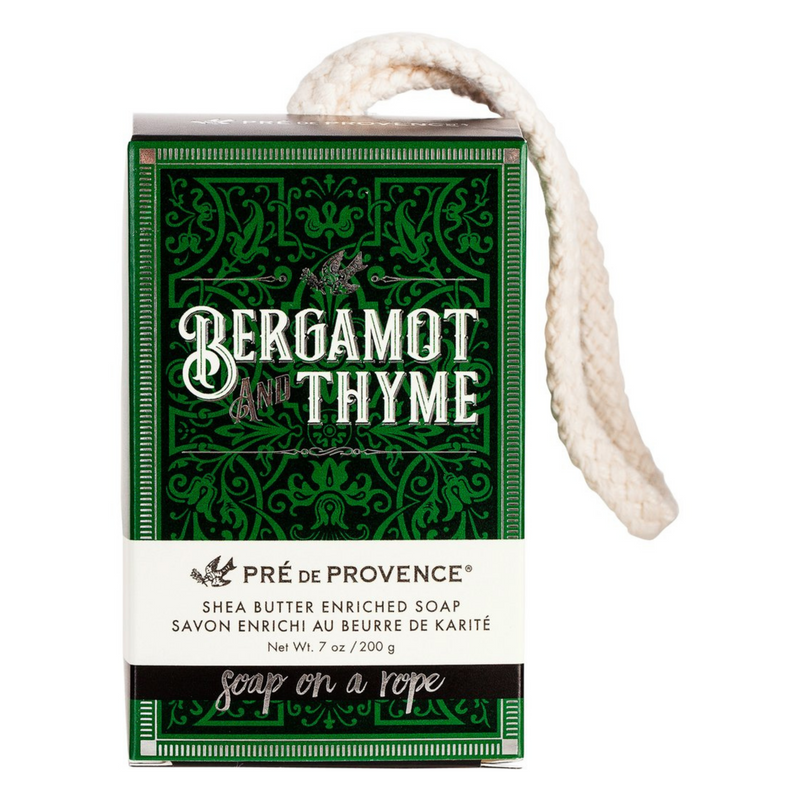 Soap On A Rope - Bergamot & Thyme