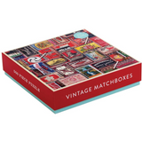 Vintage Matchboxes Puzzle - 500 Pieces