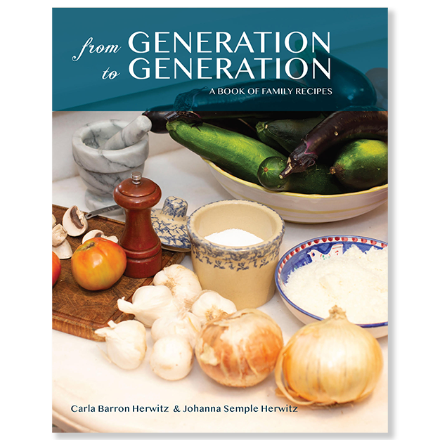 From Generation to Generation: A Book of Family Recipes (Paperback)