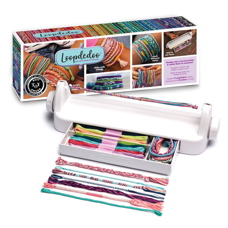 Loopdedoo Spinning Loom Kit