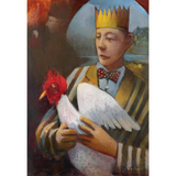 Poultry Pageant Velvet-Touch Puzzle - 500 pieces