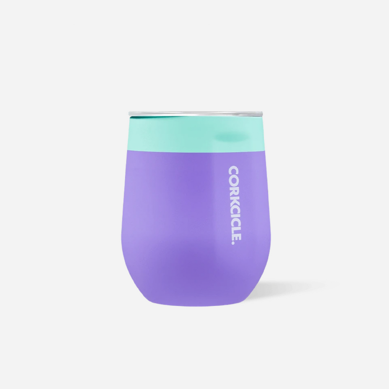 Stemless Wine Tumbler - Mint Berry