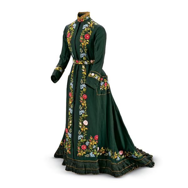 PEM Collection Masks: Embroidered Dress